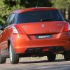 Компания Suzuki выпустила Swift с полным приводом