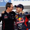 Себастьян Феттель взял Гран При Японии