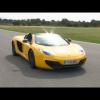 Тест McLaren MP4-12C 2013