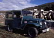 Фото Toyota Land Cruiser Canvas Top BJ25 1955-1957
