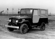 Фото Toyota Land Cruiser Canvas Top FJ25 1955-1960