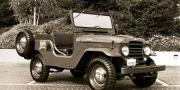 Фото Toyota Land Cruiser Canvas Top FJ25L 1957-1960
