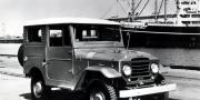 Фото Toyota Land Cruiser Hardtop FJ25L 1958-1960