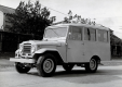 Фото Toyota Land Cruiser Station Wagon FJ28L 1956-1959