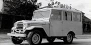 Фото Toyota Land Cruiser Station Wagon FJ28L 1956-1959