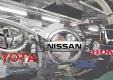 Японские компании сокращают производство автомобилей в Китае на 50%