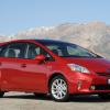 Toyota Prius стала моделью-бестселлером в Калифорнии