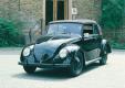 Фото Volkswagen Beetle Cabriolet Prototype 1938