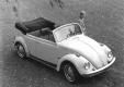 Фото Volkswagen Beetle Convertible 1968