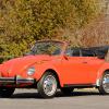 Фото Volkswagen Beetle Convertible 1972