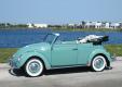 Фото Volkswagen Beetle Convertible Type1 1962