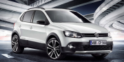 Фото Volkswagen CrossPolo Urban White 2012