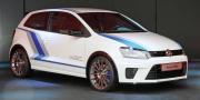 Фото Volkswagen Polo R WRC Street Concept 2012