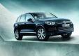 Volkswagen Touareg отмечает десятилетний юбилей специальной «Х» версией