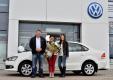Юбилейный Volkswagen Polo продан в России