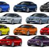 Водители больше всего покупают белые и серебристые автомобили