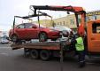 В Москве автомобили, припаркованные во втором-третьем ряду, будут эвакуированы