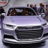 Компания Audi планирует обновление модельного ряда внедорожников