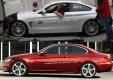 Лучшие шпионские фото полностью обновленного купе BMW 4-Series 2014
