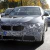 Папарацци: BMW вывел на прогулку седан 5-Series 2014