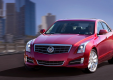 Стала известна стоимость Cadillac ATS в России