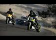 Дрифт битва: автомобиль против мотоцикла