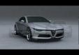 Изысканный дизайн четырехдверного купе Alfa Romeo Orazio Satta