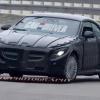 Кабриолет Mercedes-Benz S-класс 2015: неофициальные фото