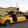 Австралийцы превратили Шмеля Camaro в лимузин, двери которого подобны крыльям чайки