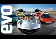 Лучший автомобиль по производительности 2012 года по версии журнала Evo