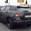 Кроссовер Mercedes-Benz GLA опять засветился во время испытаний
