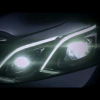 Mercedes-Benz дразнит, показывая переработанные фары E-Class 2014