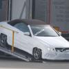 Обновленный кабриолет Mercedes Е-класса обнаружен папарацци во время тестовых испытаний