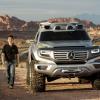 Концерн Mercedes создал инновационный внедорожник