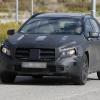 Новые подробности о Mercedes GLA 2014