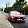 Mercedes SLK: спорная аксиома