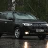 Новый Mitsubishi Outlander: песочная метаморфоза