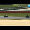 Мотоциклист на гонках сбрасывает скорость на круг раньше до финиша