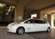 Экологичный Nissan Leaf, вытянутый до лимузина на 8 персон, уйдет с молотка