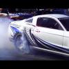 Новый 5-литровый концепт кар Ford Mustang