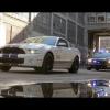Новый Shelby GT500 скрывается от полиции