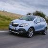Vauxhall (Opel) Mokka получит пересмотренные настройки подвески