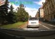 Преследование полицией мотоциклистов по Праге