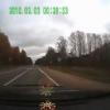 Пытаться остановить встречный автомобиль своими руками не хорошая идея