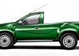 Renault разрабатывает новую модификация Duster Pick-Up