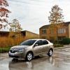 Renault преобразует новый Dacia Logan в седан  Symbol 2013