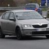 Шпионские фото: оцените слабо замаскированную Skoda Octavia 2013