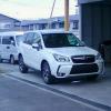 В Японии был замечен 2014 Subaru Forester XT с 2,0 литровым двигателем Turbo