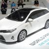 Toyota начала производство полностью обновленного Auris 2013 на заводе в Бурнастоне