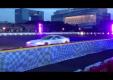 Трио Lexus LFA  выполняют прекрасный «японский балет»